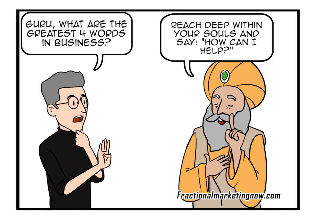4 best business words!
