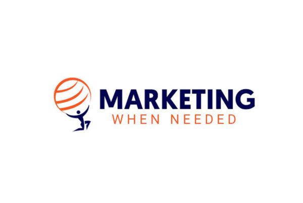 marketing when needed